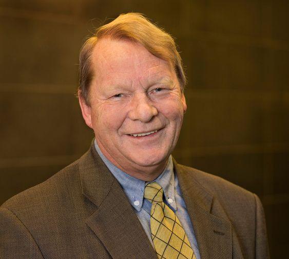 GÅR AV: Harald Unstad går av med alderspensjon i løpet av høsten. Han har sittet som eiendomsdirektør i Statsbygg de siste åtte årene.