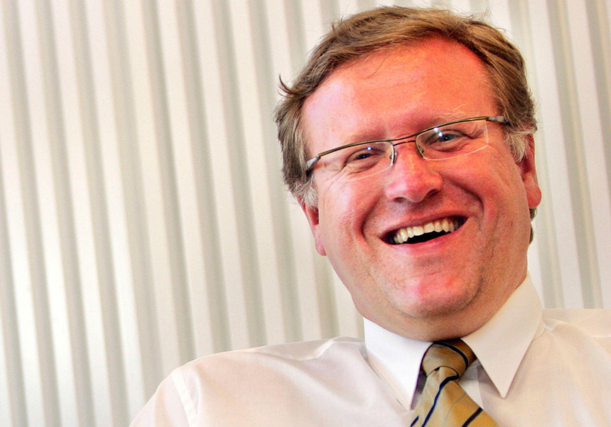 NYTT: Leif Johan Sevland har vært ordfører i Stavanger i 16 år. 1. mars 2012 blir han administrerende direktør for ONS.