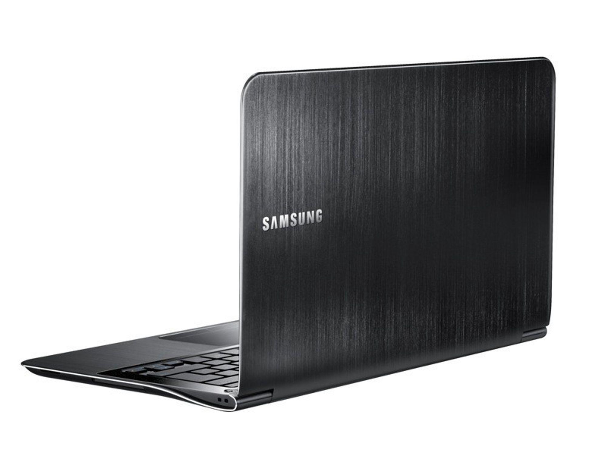 9 Series er Samsungs nye, supertynne bærbare. Den har også kraftig innmat.