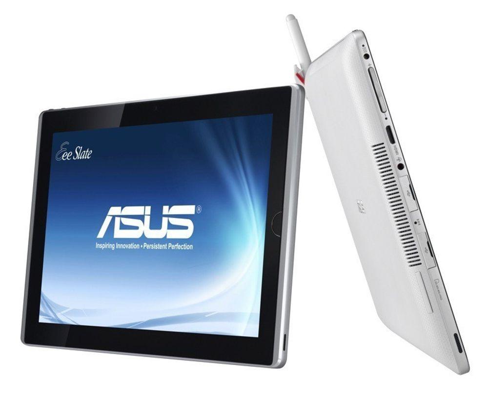 Asus Eee Slate EP121 blir sannsynligvis et av de mest maskinvaresterke brettene vi har sett så langt, med Core i5-prosessor og IPS-skjerm med tegnebrettfunksjonalitet.