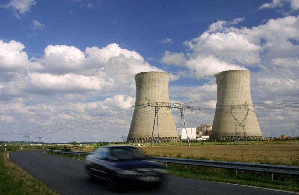MOT OPPSTART: Kraftproduksjonen ved det russiskbygde atomkraftverket i Iran skal etter planen starte på nyåret, og målet er en produksjonskapasitet på 1.000 megawatt. (Bildet er et illustrasjonsfoto og viser ikke det aktuelle kraftverket).