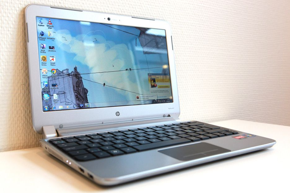 TEST: HP Pavilion dm1