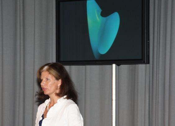 Ingrid Lorange driftsdirektør Telenor