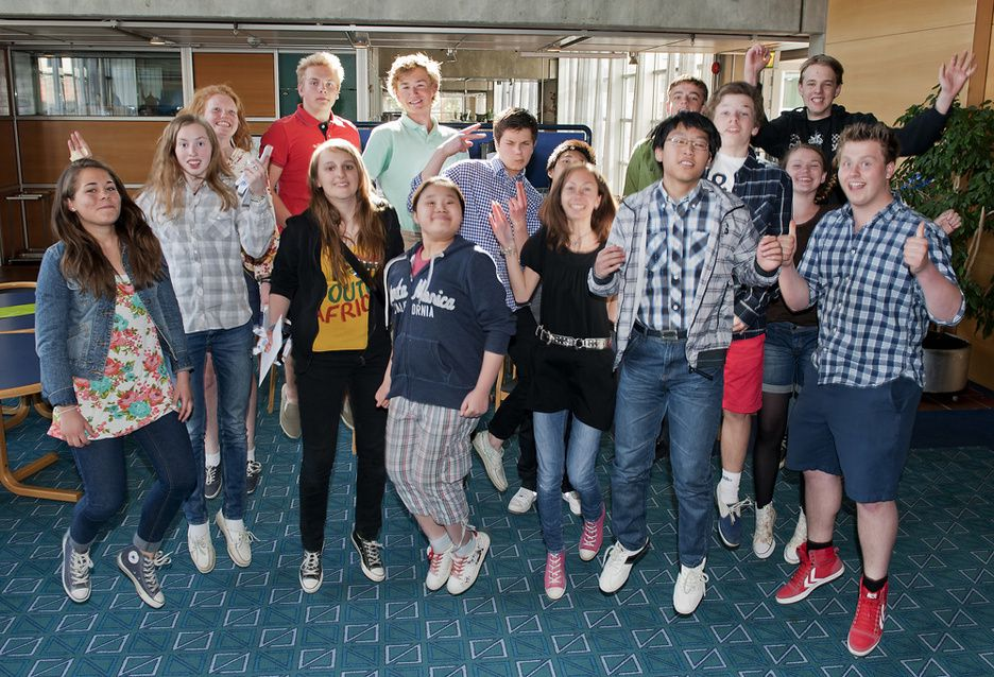 16 finalister stakk av med førstepremien i Albertkonkurransen i matematikk i helgen.