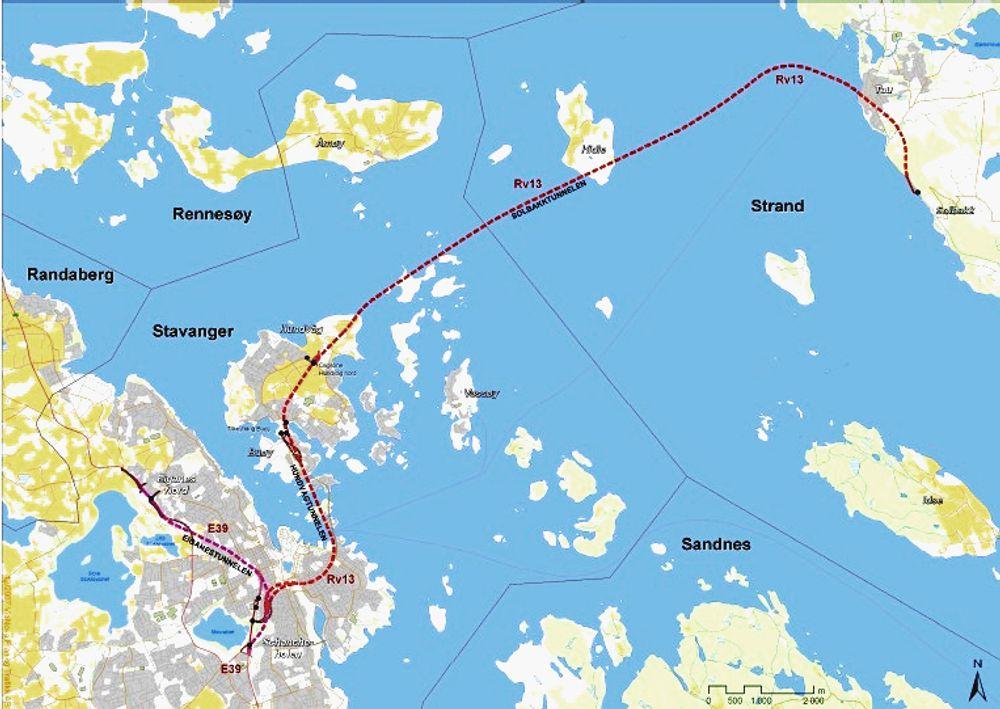 Norconsult skal prosjektere verdens lengste undersjøiske vegtunnel