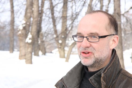 Anders Bjartnes, daglig leder i Norsk Klimastiftelse