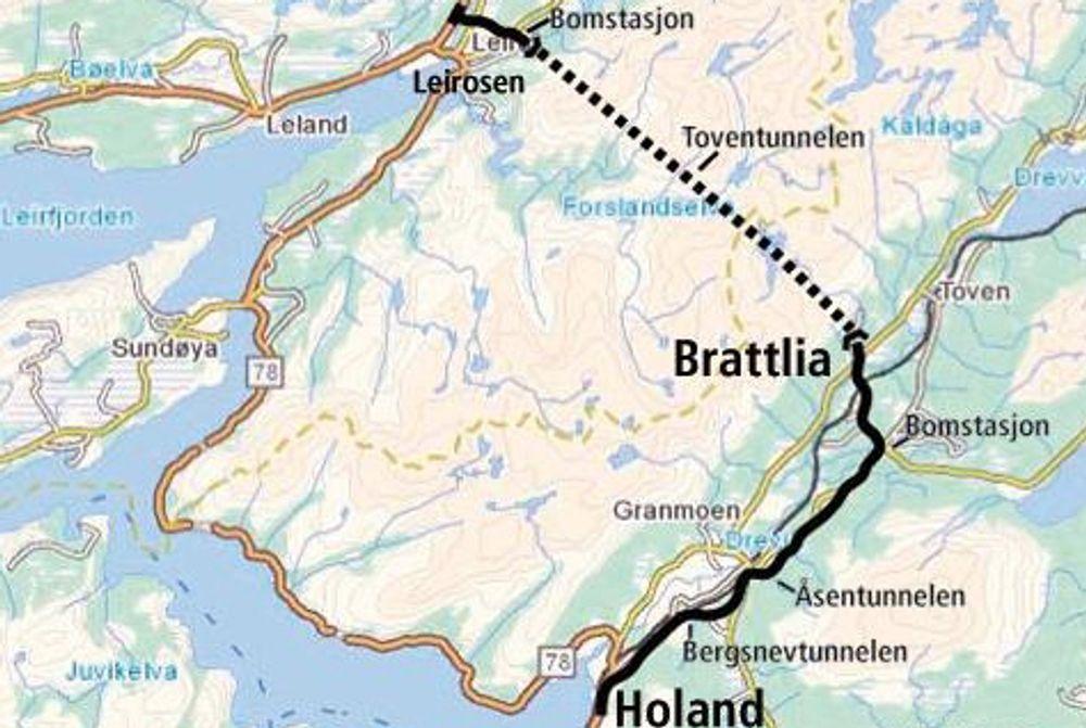 Stort oppdrag i Vegpakke Helgeland