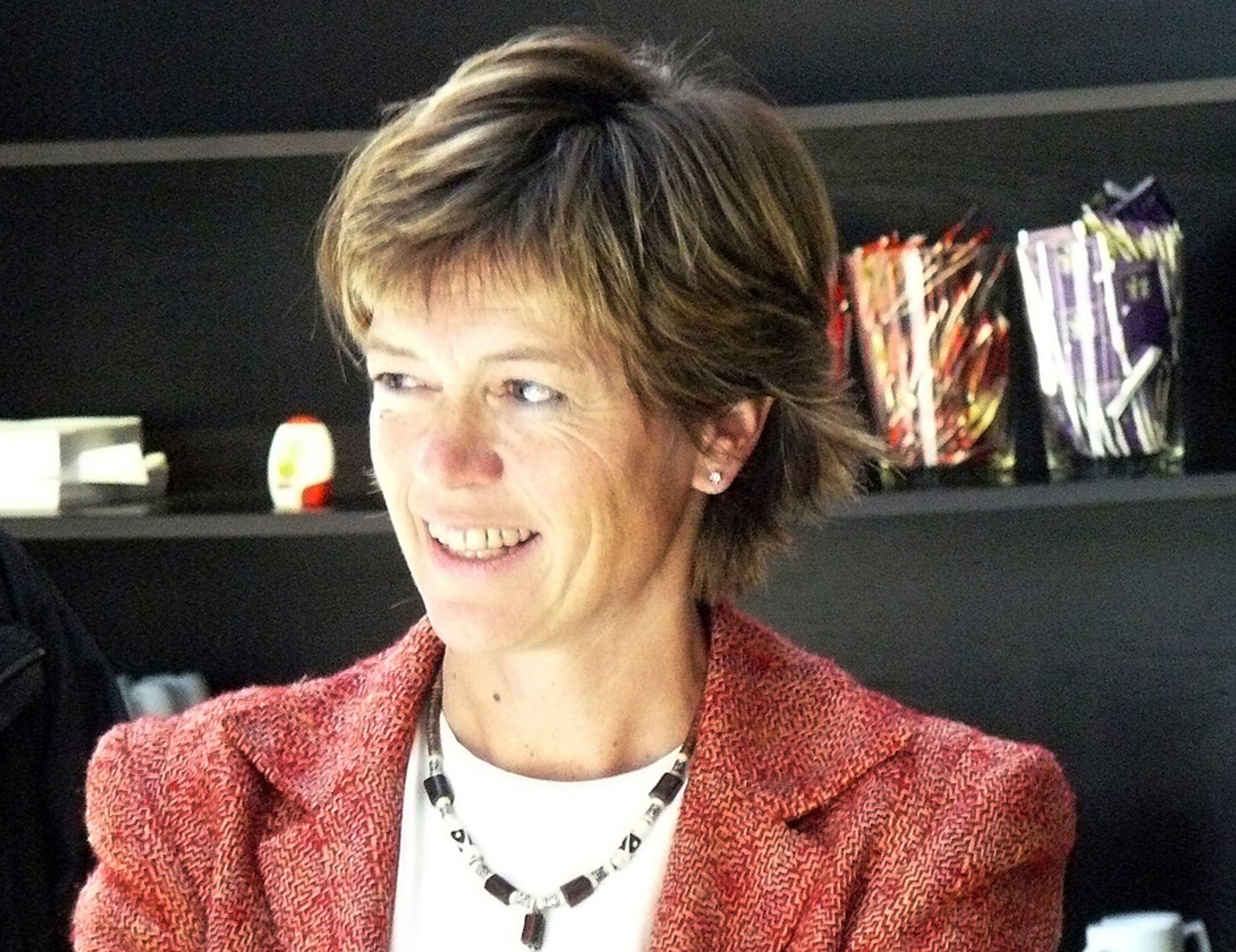 PASSER SAMMEN:- Det er et spesielt konsept, men ofte er det de samme menneskene som er opptatt av miljø og kultur, sier Grete Ingeborg Nykkelmo.
