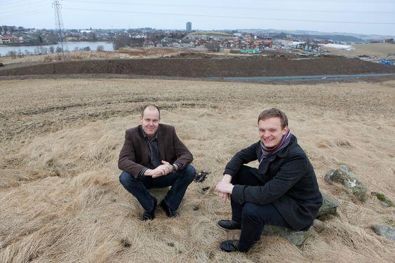 Biogass-reportasje fra Jæren