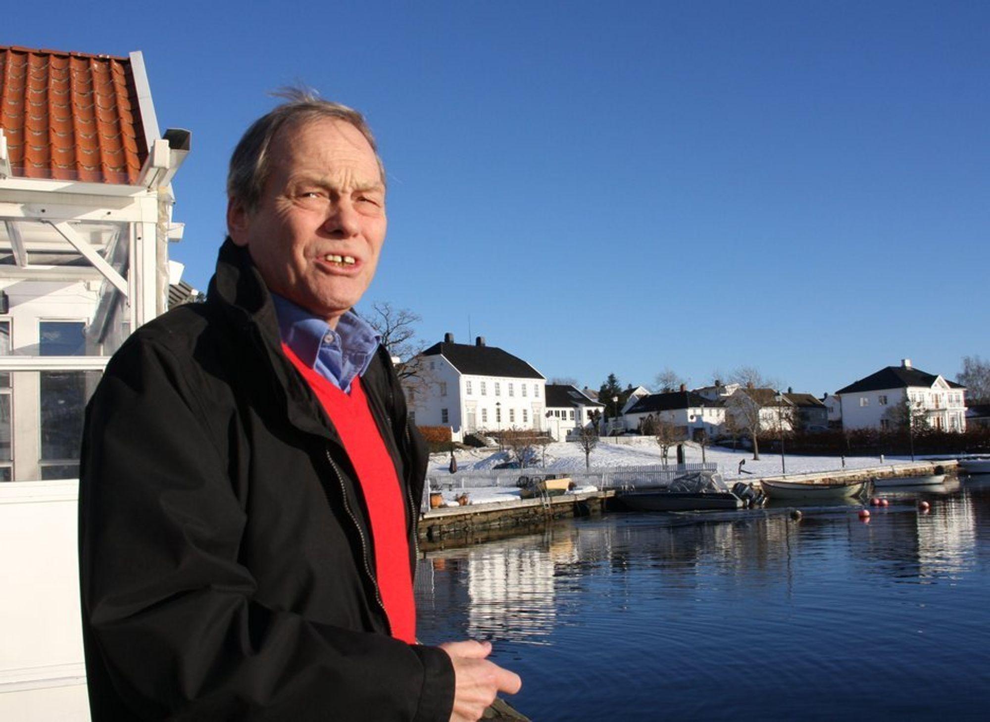 Post- og teletilsynsdirektør Willy Jensen har sagt ja til den nyopprettede stillingen som telekområd for Norge i Brüssel.