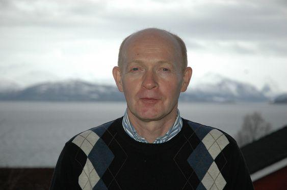 daglig leder Alf Reistad i Industrikraft Møre