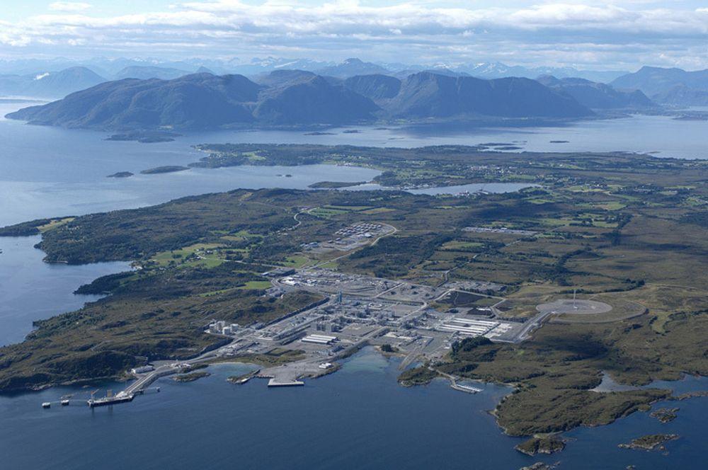 Statnetts reservegasskraftverk på Nyhamna eksploderte i går ettermiddag.