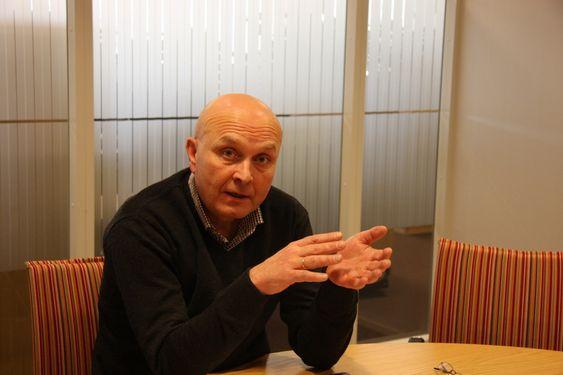 Ketil Lyng, administrerende direktør BNL