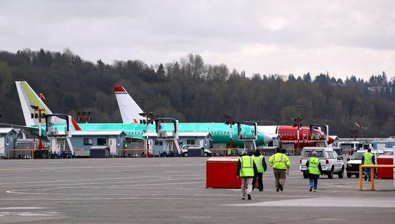 Norwegian er en god kunde hos Boeing. Her er et nylaget 737-800. Nå håper Boeing at 737-etterkommeren kan være på plass allerede i dette tiåret.