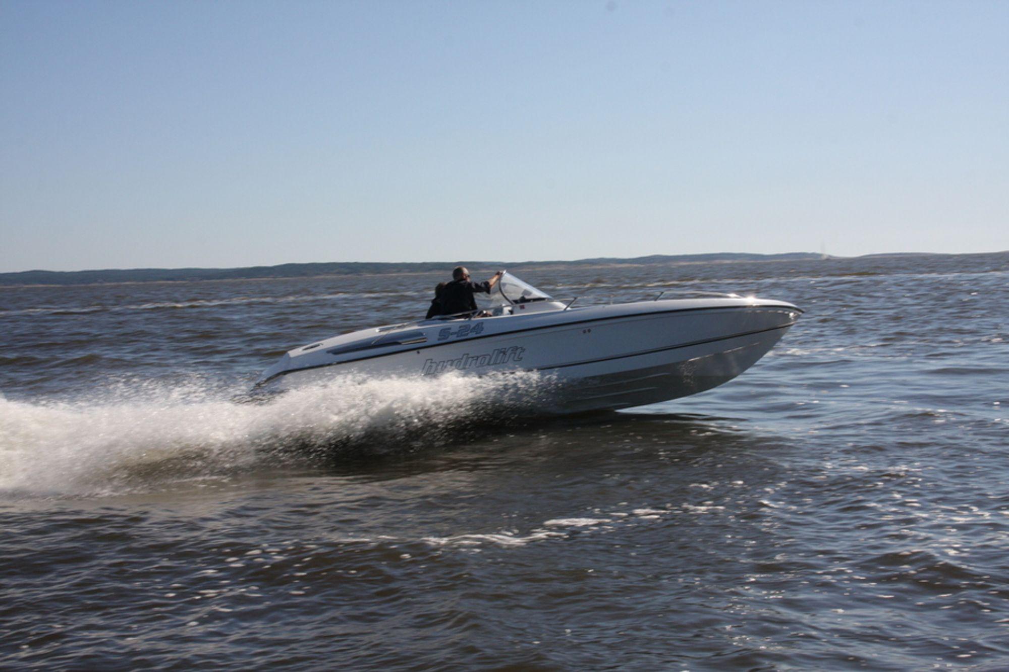 – Fartsbåtene er ikke farlige