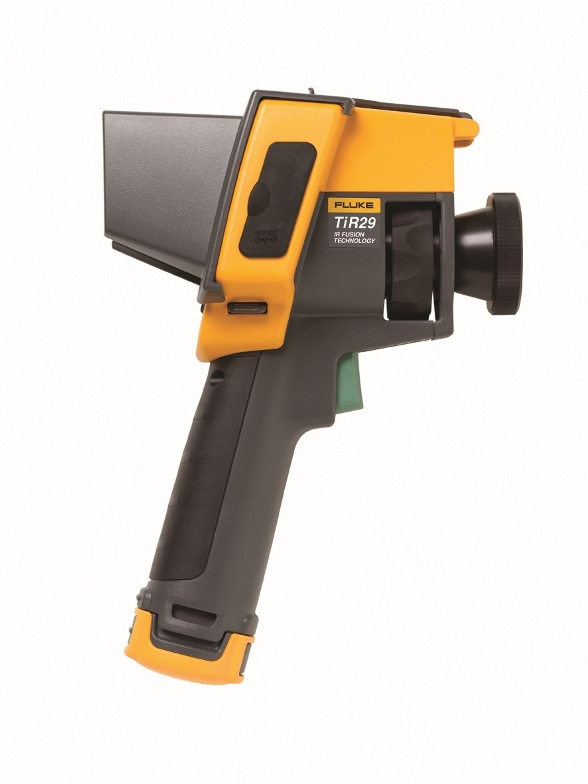 Nye termografikameraer