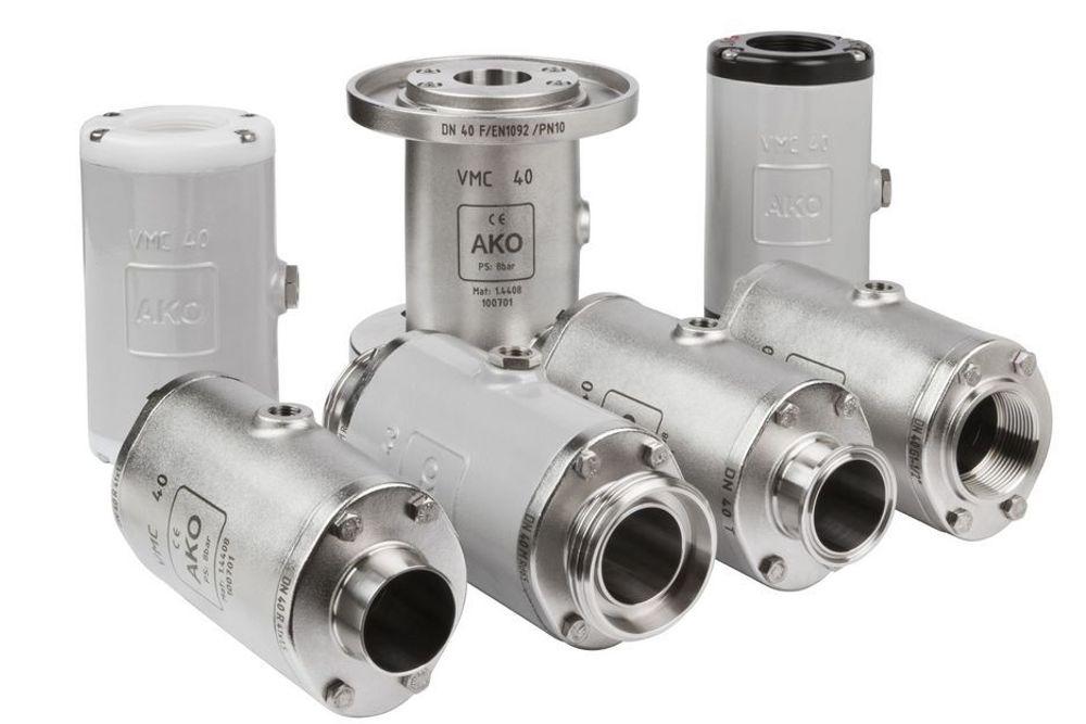 Modulbasert ventilsystem