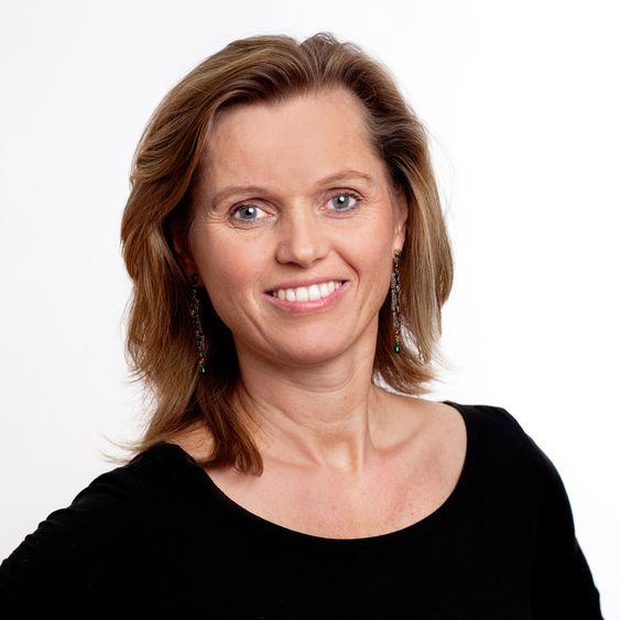 Juridisk direktør Astrid Skjønborg Brunt i Statnett