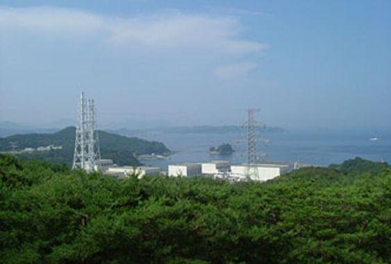 Onagawa-kraftverket i Japan