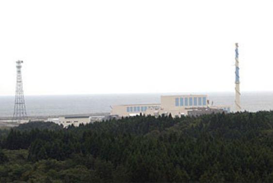 Higashidori-kraftverket i Japan