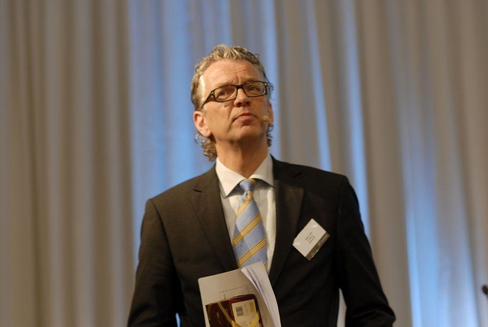 KRAFT TIL SHTOKMAN: Økt integrasjon av kraftsystemene i nord kan gi Shtokman fornybar kraft, sier Statnett-sjef Auke Lont.