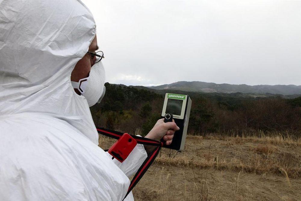Statens strålevern drar til Fukushima for å dele sine erfaringer etter Tsjernobyl-ulykken for 25 år siden.