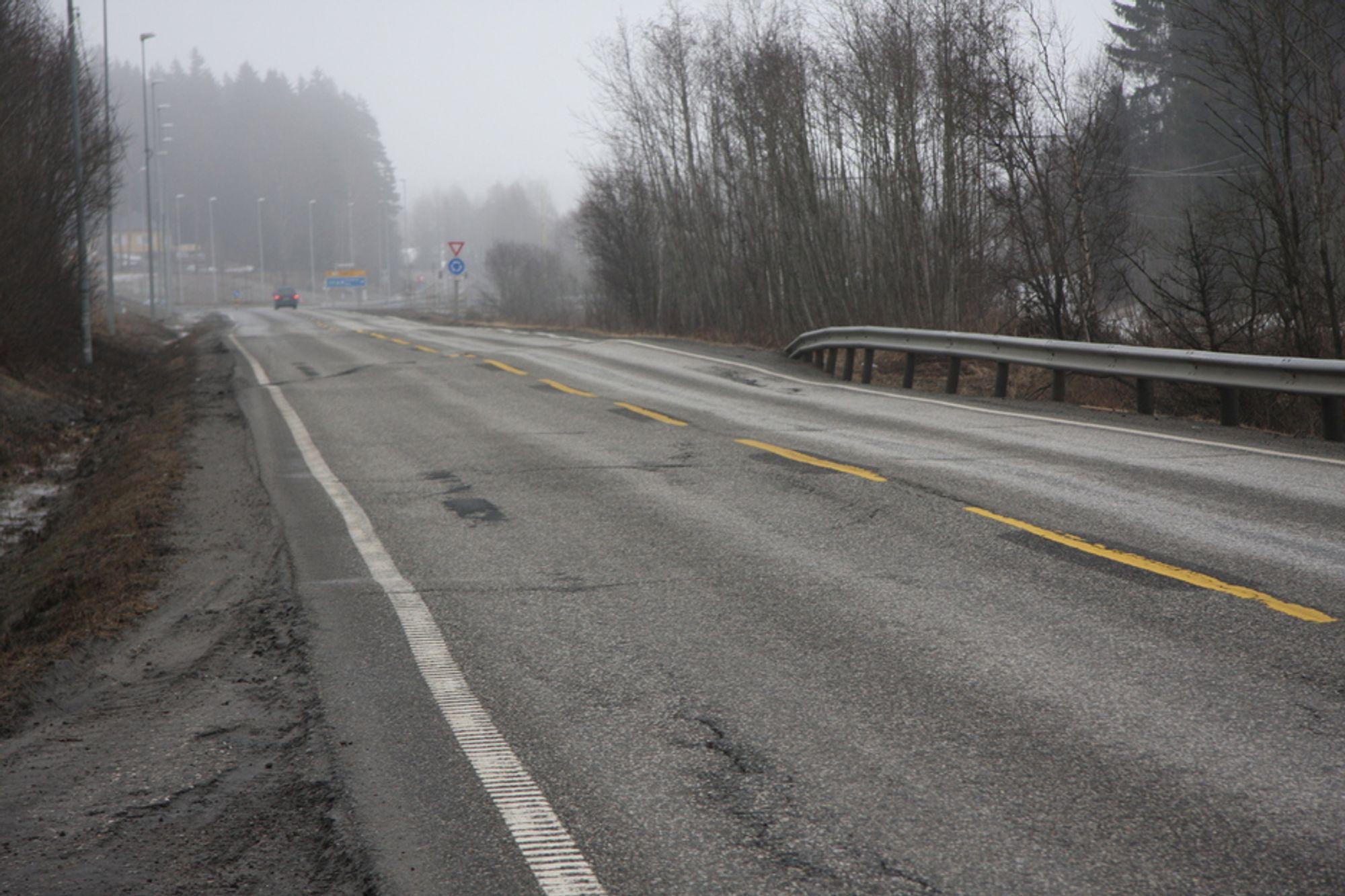 VEISKANDALEN: Er Vegvesenets oppfølging når det gjelder faglig kontroll av teknisk kvalitet på nye veier god nok?
