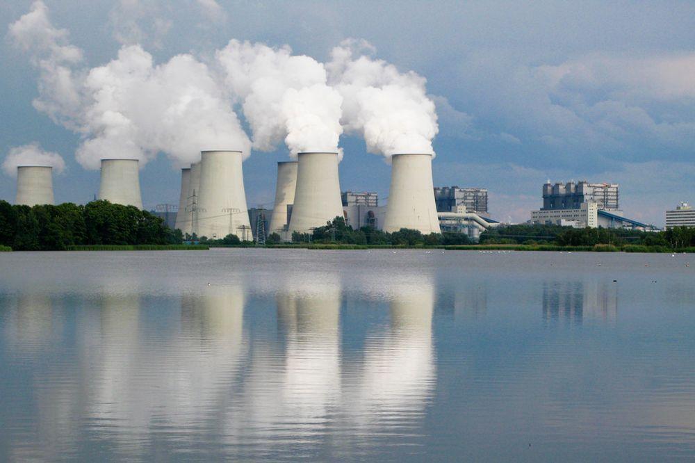 Skal mer kullkraft, som her i Tyskland, overta for kjernekraften, vil det sannsynligvis føre til at flere dør som en følge av kraftproduksjon.