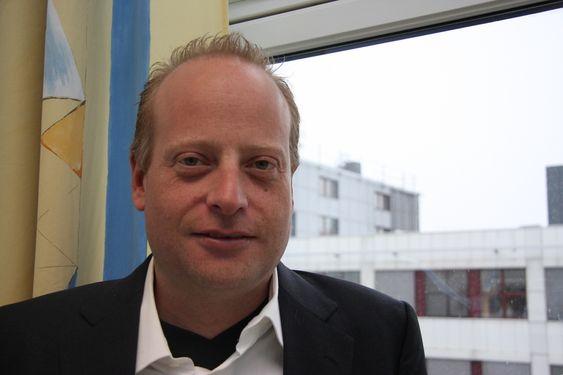 Europeisk sjef for sikkerhetsstrategi ved McAfee Labs, Toralv Dirro