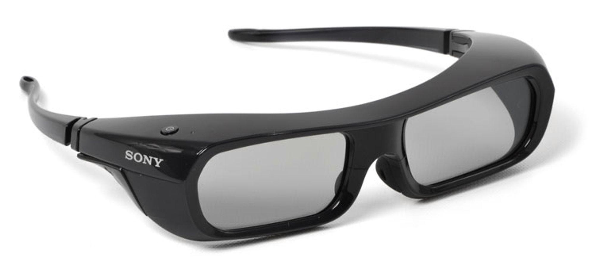 AKTIV 3D-KAMP: Sony, Panasonic og Samsung slår seg sammen med selskapet X6D Limited for å lage en felles standard for aktive 3D-briller.