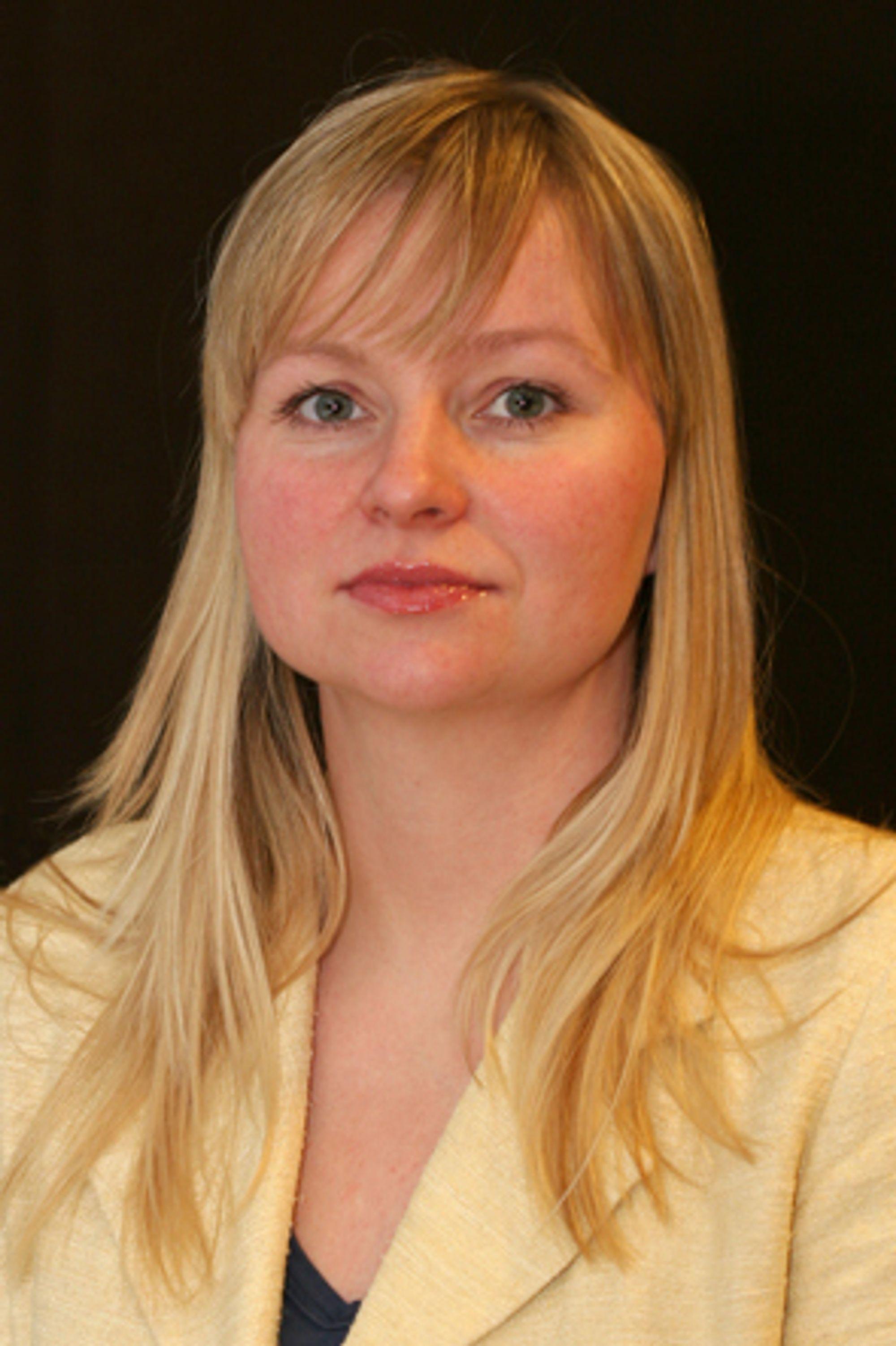 Astrid Liland, seksjonssjef ved Statens Strålevern. Utdannet kjernekjemiker ved Universitetet i Oslo.
