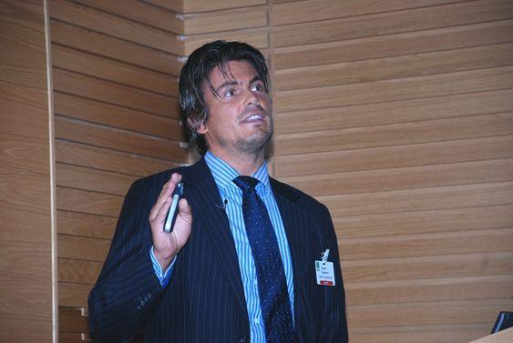 Jørgen Festervoll, Adapt Consulting. NPF-seminar september 09.