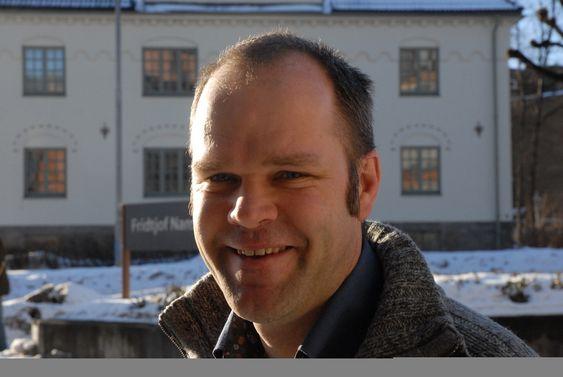 Daglig leder Bård Baardsen i Norsk varmepumpeforening (Novap)