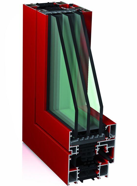Wicline Evo Hydro Building Systems byggsystemer passivhusvindu vindusløsning