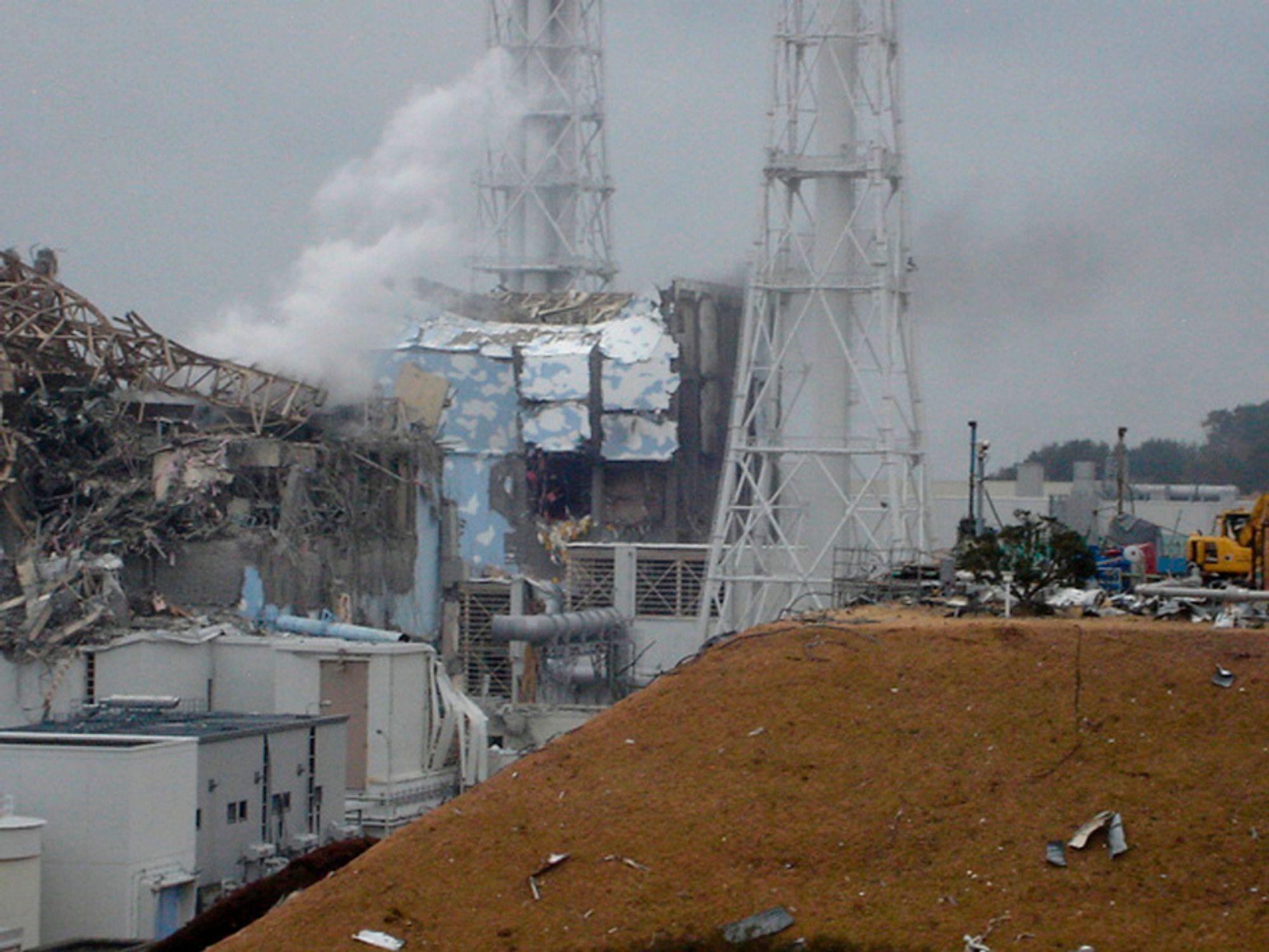 KONSEKVENSER: Fukushima-hendelsen har fått store følger for Japan. Nå vil de endre hele energi-strategien sin.