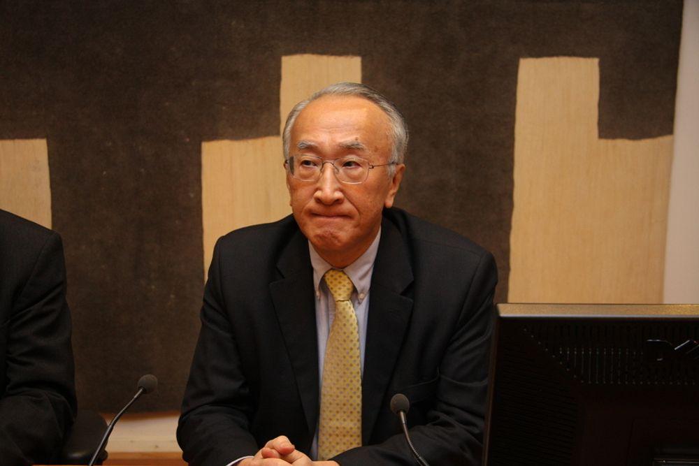 Nobou Tanaka, IEA