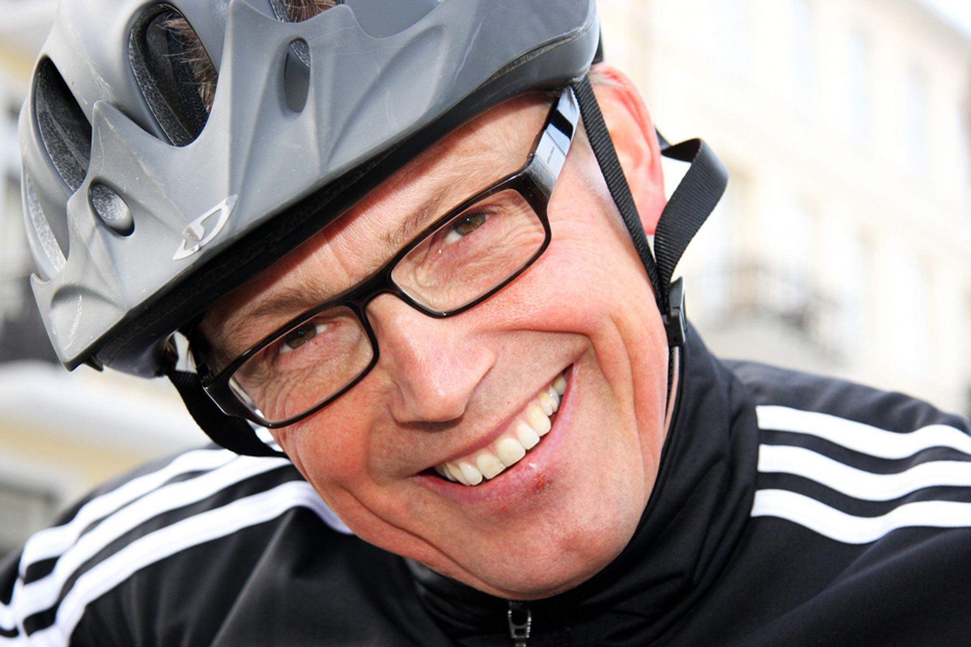 Steinar Sørlie er ny generalsekretær i ingeniørorganisasjonen NITO.