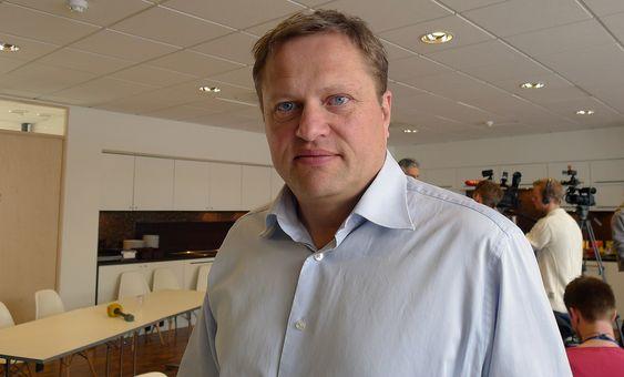 Per Strand, avdelingsdirektør ved avdeling beredskap og miljø i Statens strålevern