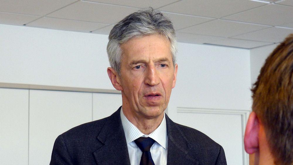 Direktør Ole Harbitz i Statens strålevern mener vi må være bevisste på å ha beredskap så vi kan håndtere konsekvensene va en kjernekraftulykke.