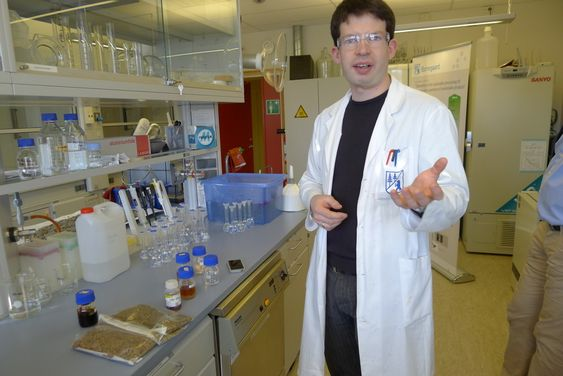 Borregaard reportasje pilotprosjekt for 2G bioetanol