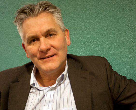 Oddbjørn Schei, konsernsjef Troms Kraft