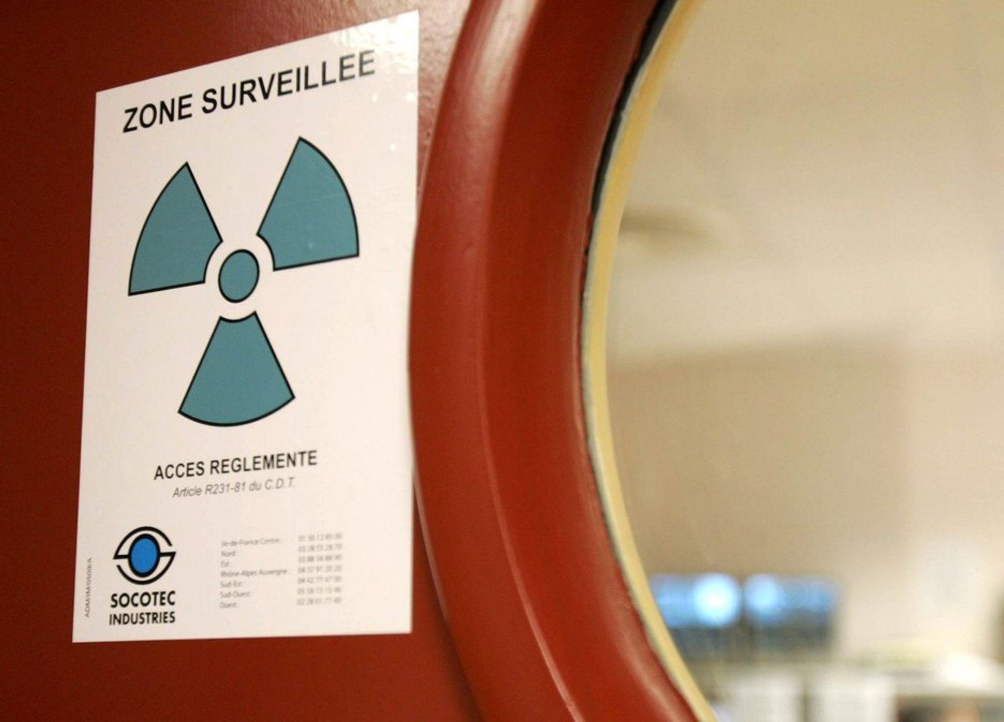 Den radioaktive isotopen jod-131 er funnet i små mengder i Europa.