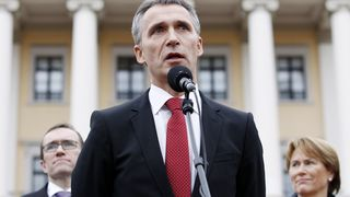 Barth Eide blir forsvarsminister