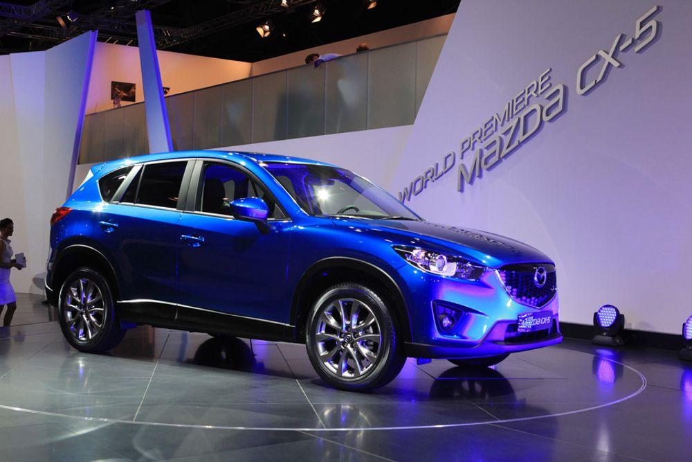 Mazda CX-5 er en av de mest solgte SUV-ene her til lands. Nå kan eierne i Oslo vente seg økt avgift.