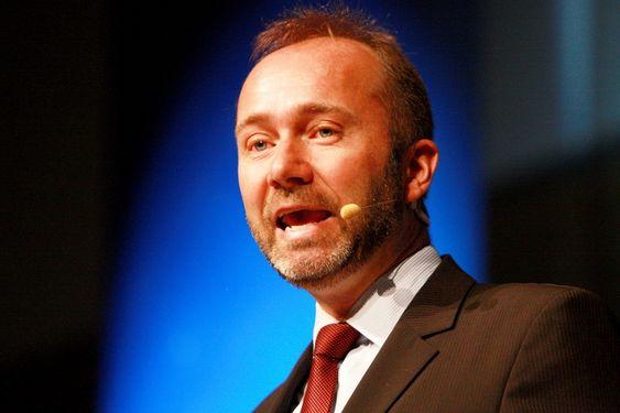 Næringsminister Trond Giske. Foto: Peder Qvale