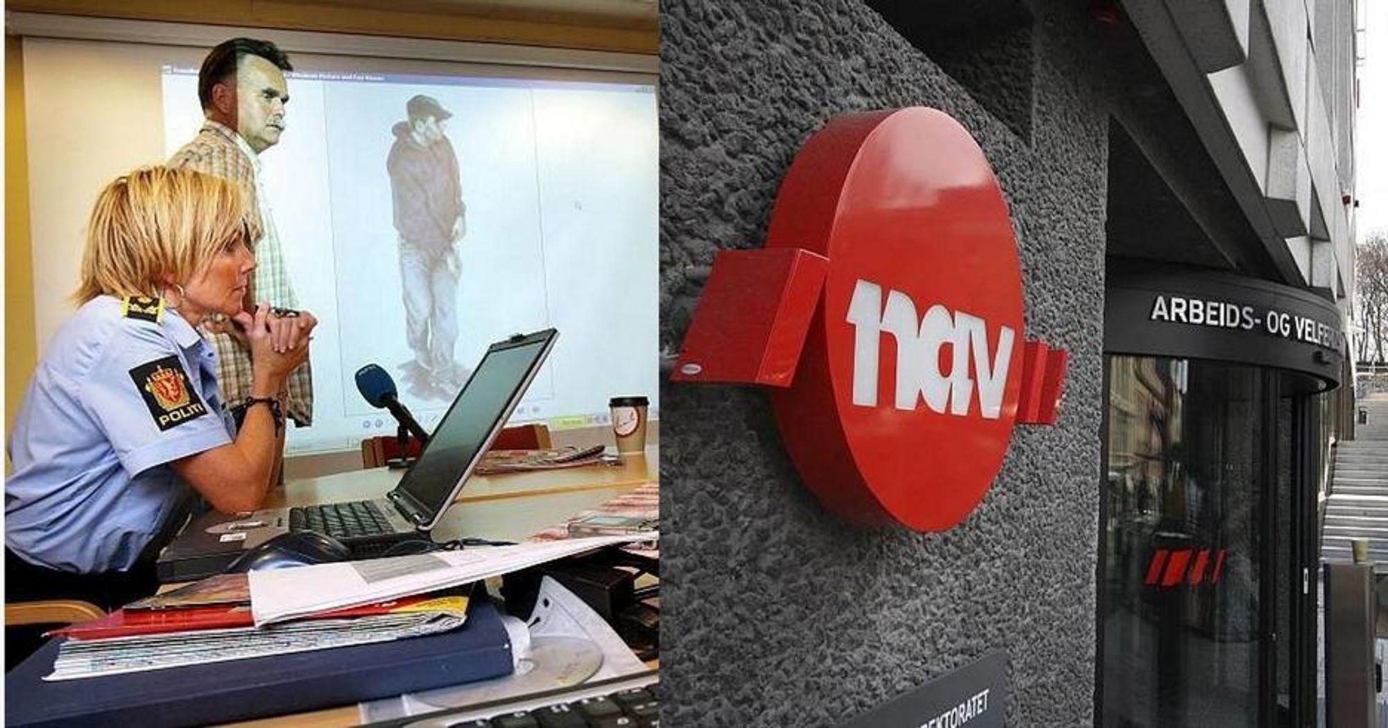 FÅR HJELP: Politiet og Nav er blant vinnerne i det IKT-Norge anser som et it-budsjett med klare opp- og nedturer.