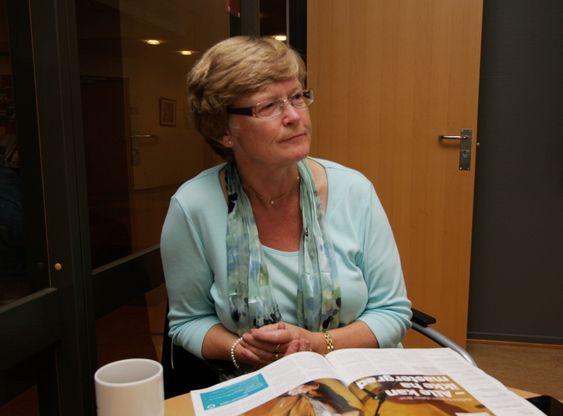 Marianne Harg, president i Tekna sier at regjeringen svikter forskning i årets statsbudsjett.