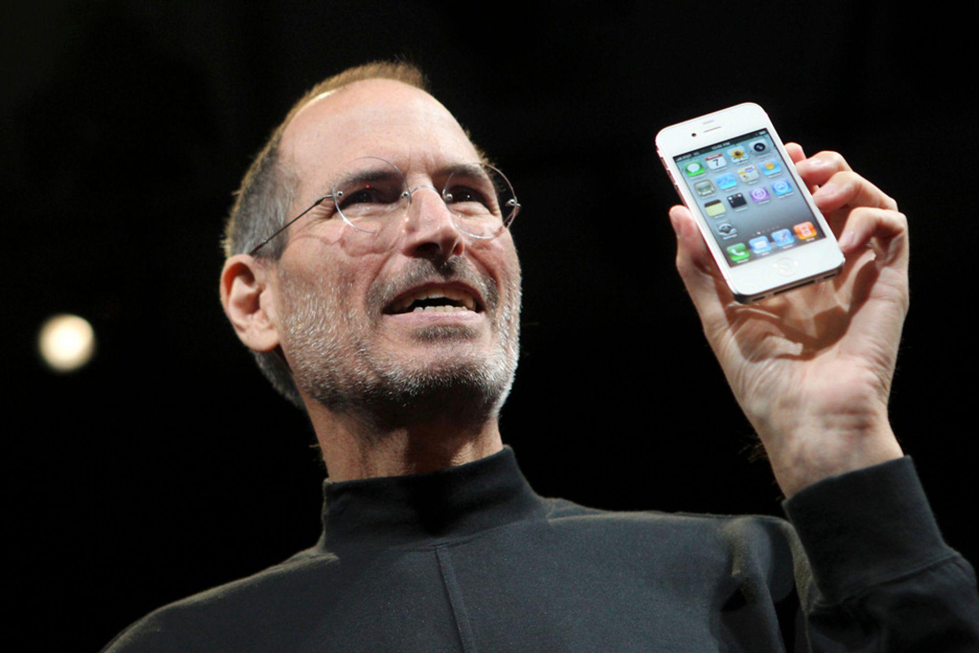 ARVEN ETTER JOBS: Steve Jobs bør være et forbilde for en ny generasjon teknologer og ingeniører.