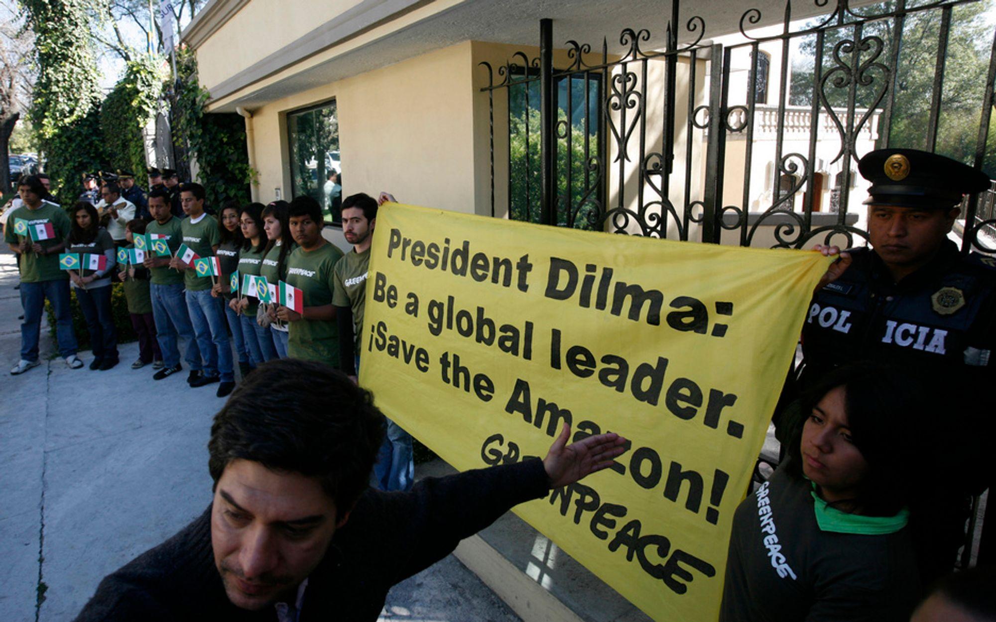 Miljøvernere reagerer kraftig på den nye skogloven i Brasil, som åpner for økt hogst av regnskog og gir amnesti til tidligere miljøkriminelle.