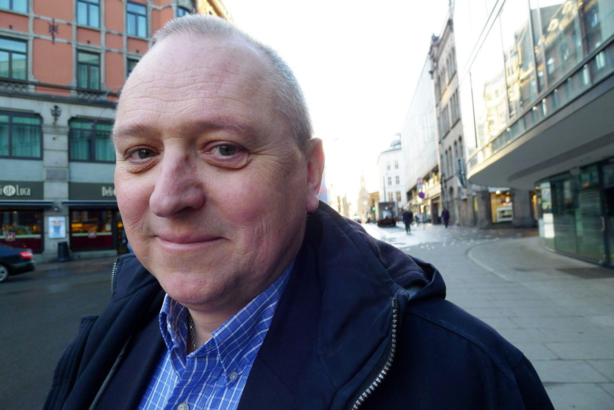 BYTTER VIND-BEITE: Tore Engevik slutter som administrerende direktør i Vestavind Offshore. Nå skal han bli vind-direktør i Aibel.